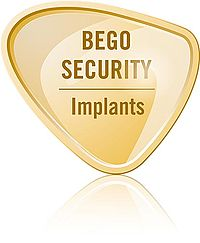 BEGO SECURITY Implants