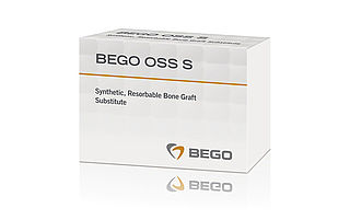 BEGO OSS S – The synthetic alternative