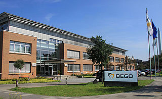 BEGO company complex