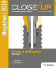 Close Up Magazine 2019 – All kinds of prosthodontics