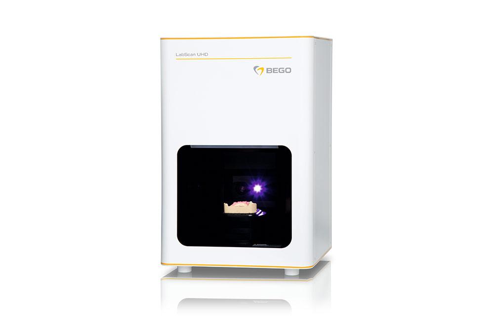 BEGO LabScan UHD – für noch präzisere Scanergebnisse