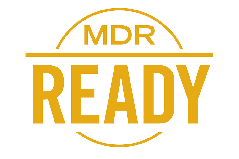 """MDR ready"" assures BEGO customers to meet the future requirements on the production of medical devices."