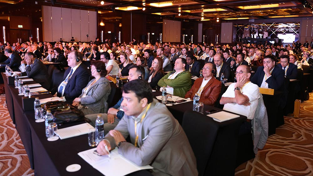Some 500 participants attended the 4th BEGO Implant Systems Global Conference in Dubai from 9th to 10th of February, 2018.
