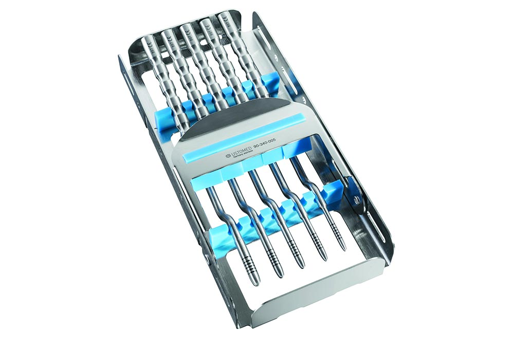 Osteotome-Set for BEGO Semados® RS/RSX Implants