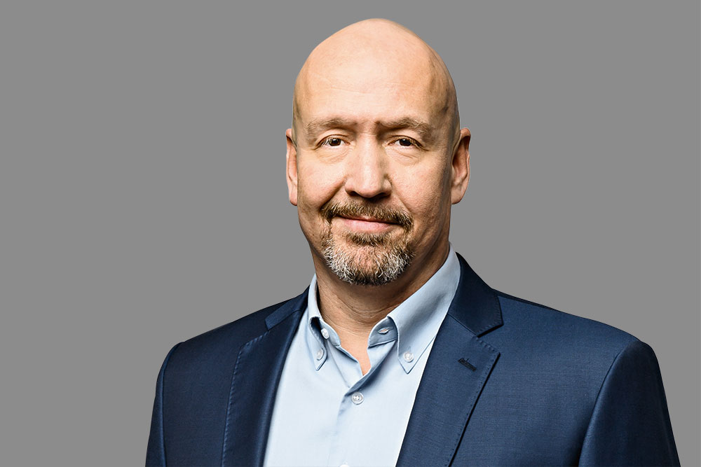 Since January 2019 new CEO at BEGO Dental: Axel Klarmeyer.